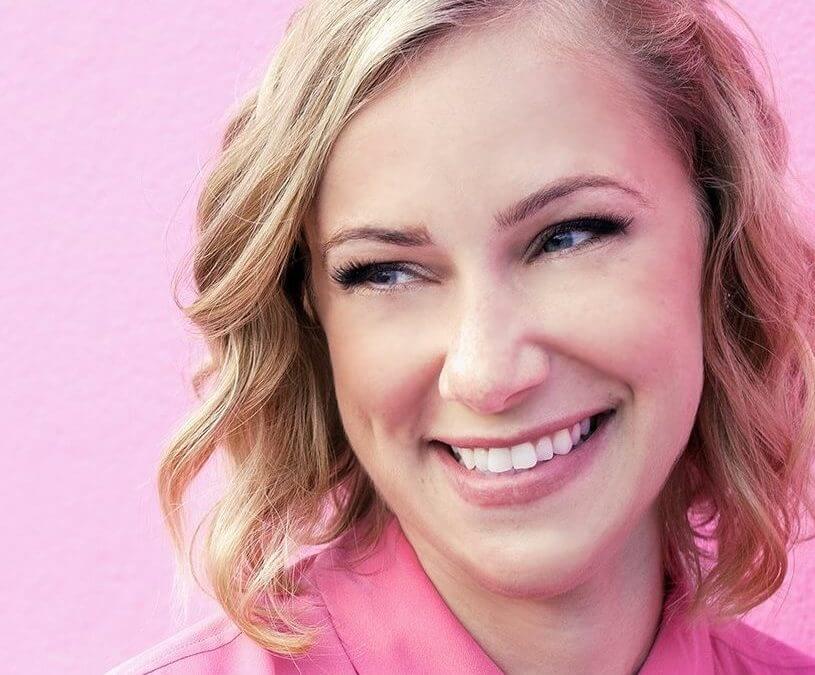 "55: Kati Morton – LMFT, Mental Health YouTuber & Author of ""Are u ok?"""